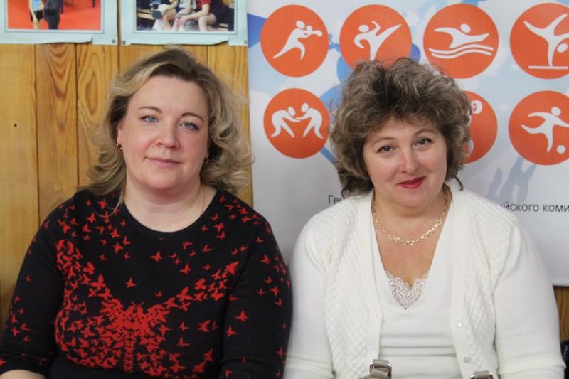 Сценка две подруги - Тамара Павловна Рындина